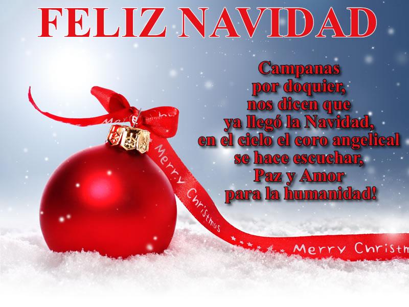 Frases Para Felecitar La Navidad.Fotos Con Frases De Navidad Para Felicitar La Navidad