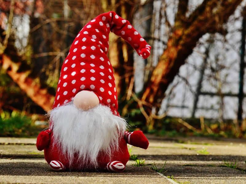 Papá Noel para compartir